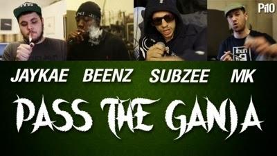 subzee pass the ganja