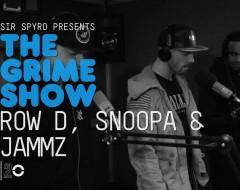 Row D Snoopa & Jammz