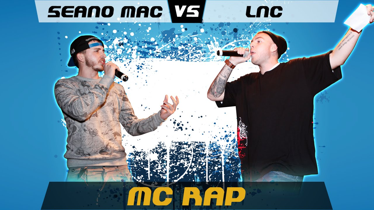 LNC vs Seano Mac - The Jump Off 2014 Finals