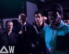 MR FLO VS SITH WAW Grime Clash