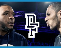 MR RE VS LOTTA ZAY Don't Flop Rap Battle