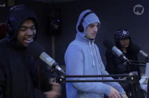 The Grime Show Cadell, Micpol & Lady Shocker