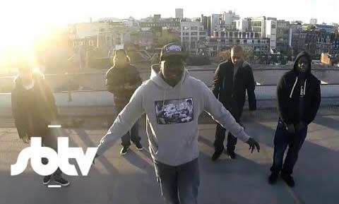 N2P ft Joe Black, Malik MD7 & Shade 1 They Dont Know sbtv
