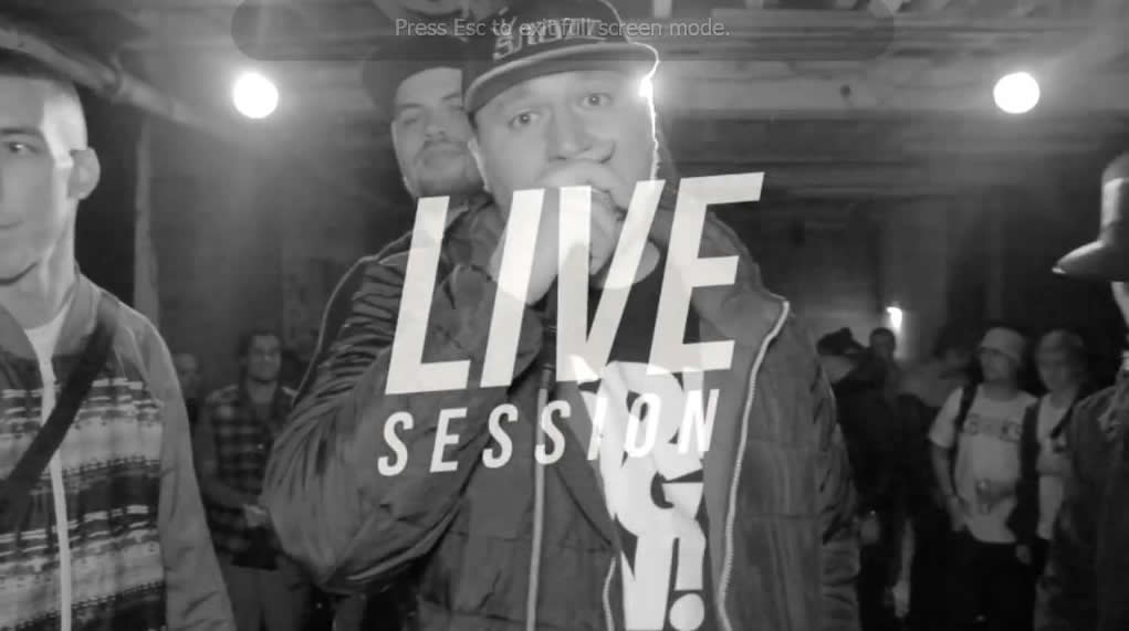 RAME WAW Live Session