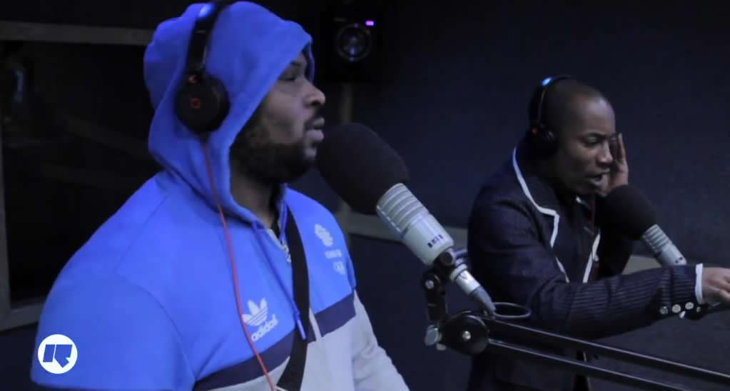The Grime Show Dizzle Kid & Killa P