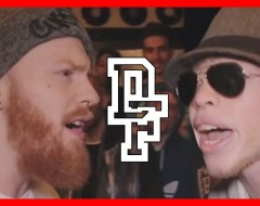 VILLUN VS JSHORT Dont Flop Rap Battle